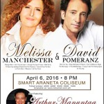 An Evening of Timeless Love Songs with Melissa Manchester and David Pomeranz