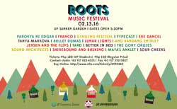 Roots Music Festival UP Fair