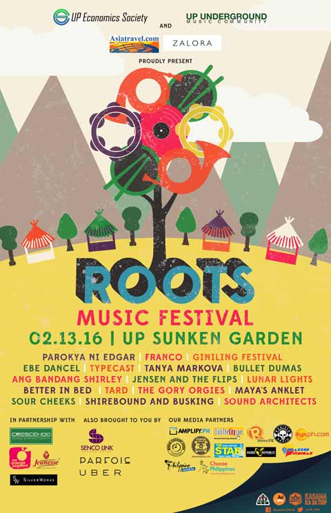 Roots Music Festival UP Fair 2016