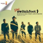 Switchfoot Live in Manila 2016