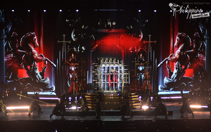 Madonna Live in Manila Photo Gallery