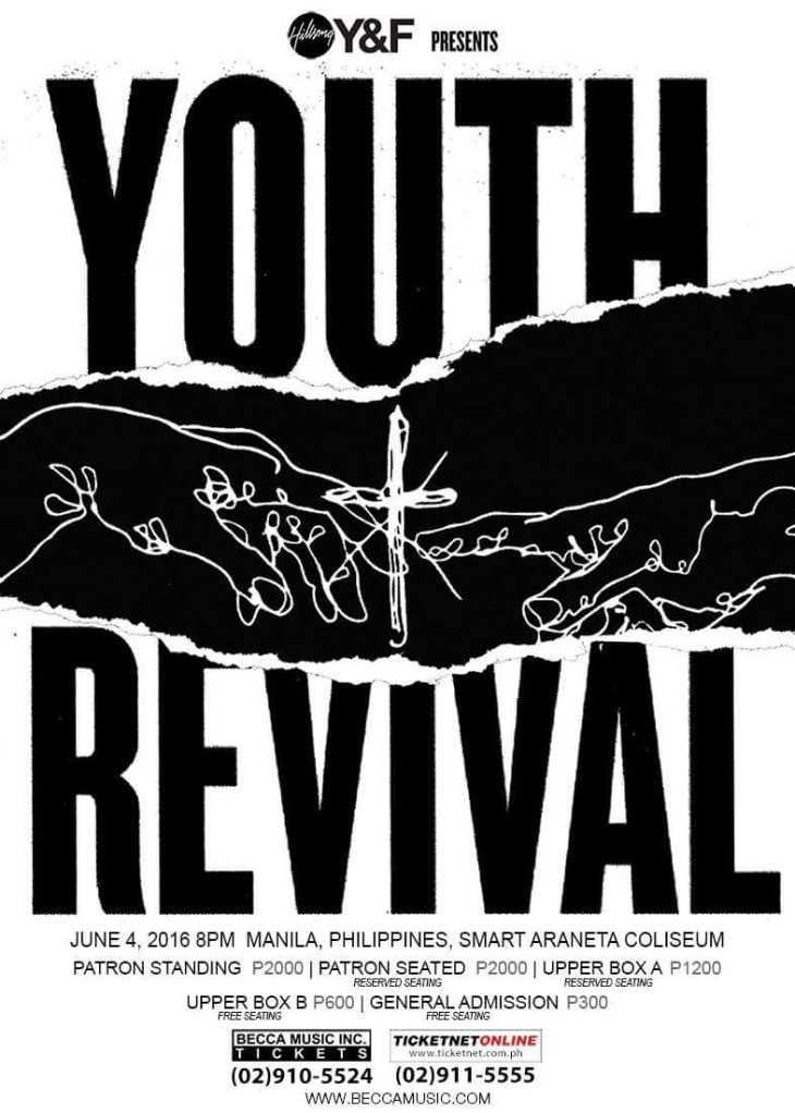 Youth Revival in Manila