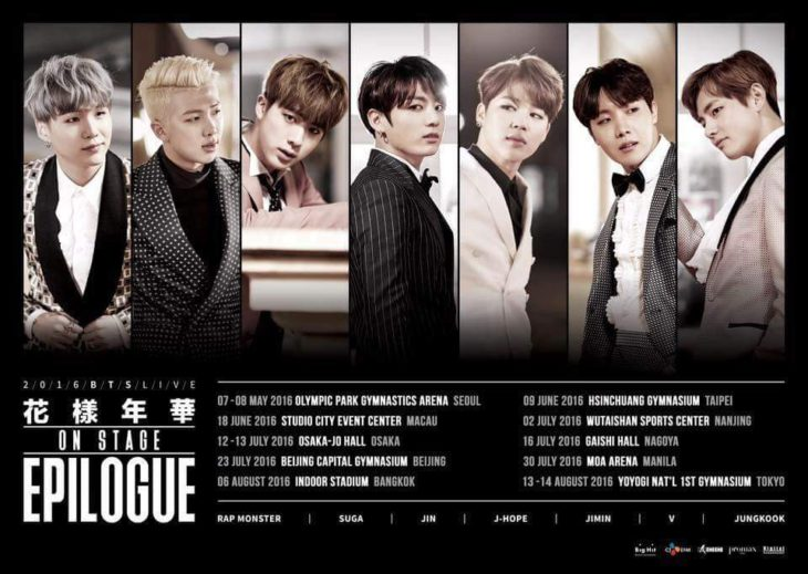 On Stage Epilogue: BTS live in Manila 2016