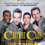 Culture Club featuring Boy George Live in Manila 2016