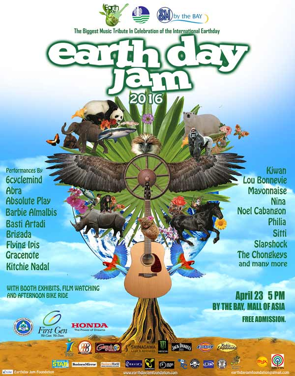 Earthday Jam 2016