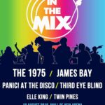 In the Mix: The 1975, Third Eye Blind,  Panic! At The Disco, James Bay, Elle King, and Twin Pines Live in Manila