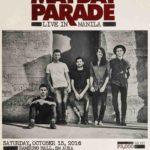 Mayday Parade Live in Manila 2016