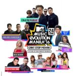 MTV Music Evolution Manila 2016 feat. OneRepublic