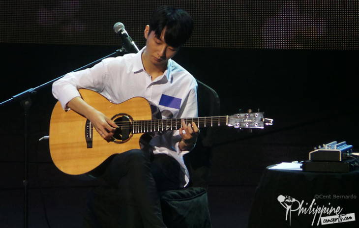 Sungha Jung Enthralls Manila Yet Again