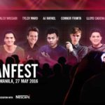 YouTube FanFest Manila 2016