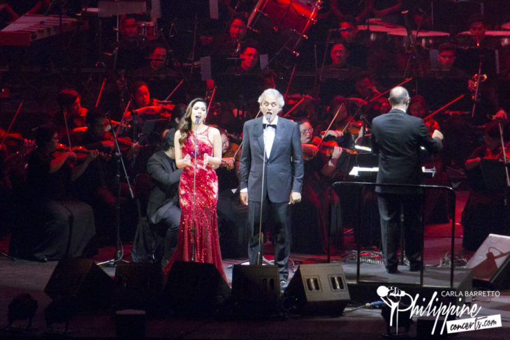 A Classy Evening with Andrea Bocelli