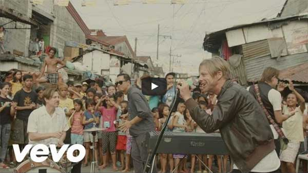 Watch: Switchfoot Float Official Music Video filmed in Manila