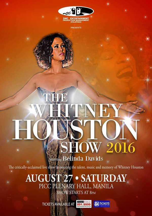 The Whitney Houston Tribute Show