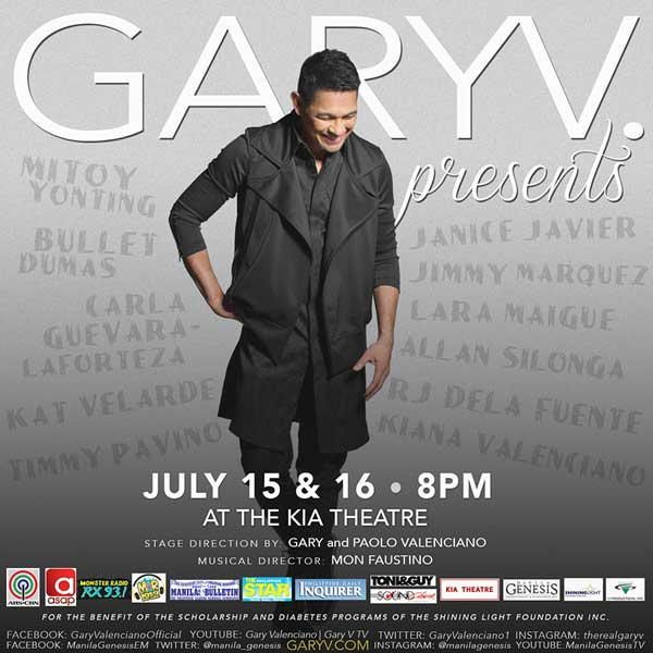 Gary V Presents At The Kia Theatre
