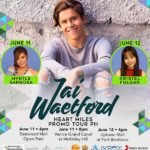 Jai Waetford Live at Megaworld Lifestyle Malls