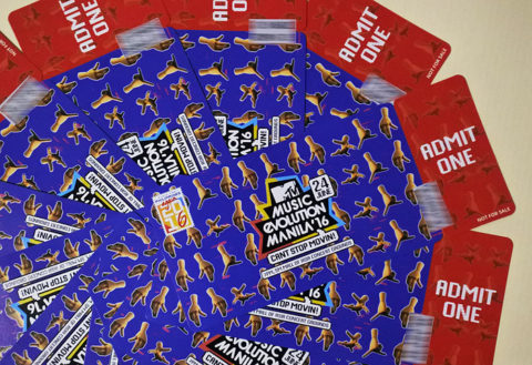 Win MTV Music Evolution Manila 2016 Passes