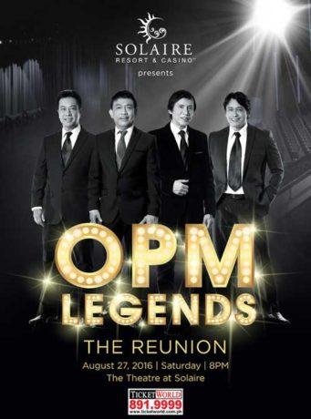 OPM Legends The Reunion