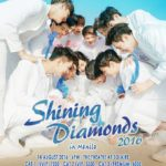 Seventeen Shining Diamonds Live in Manila 2016