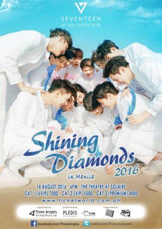 Shining Diamonds Live in Manila 2016