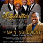 The Stylistics & The Main Ingredient Live in Manila 2016