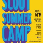 The Scout Summer Camp: Scout's Second Birthday Bash