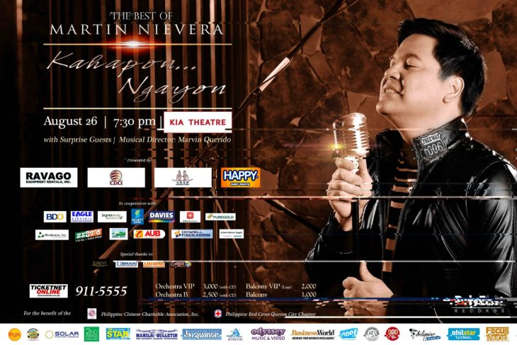 The Best of Martin Nievera: Kahapon…Ngayon