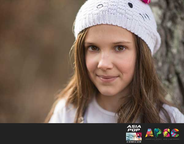 Hollywood Child Star Millie Bobby Brown to Bring 'Stranger Things' Phenomenon to AsiaPOP Comicon Manila 2016