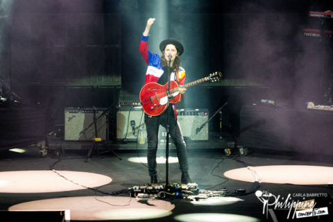 James Bay In The Mix