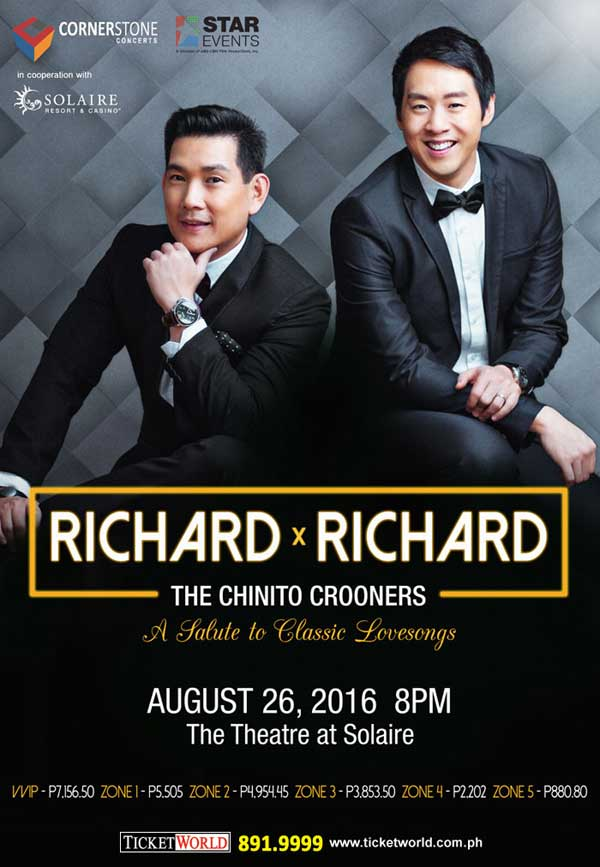 Richard x Richard The Chinito Crooners