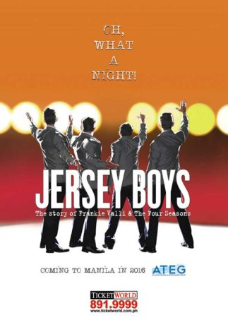 Jersey Boys Mucial