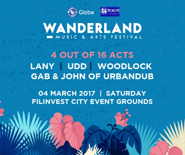 Wanderland Music and Arts Festival 2017