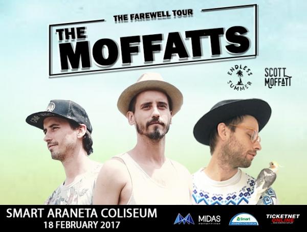 The Farewell Tour: The Moffatts Live in Manila