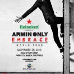 Armin Only Embrace World Tour Cancelled