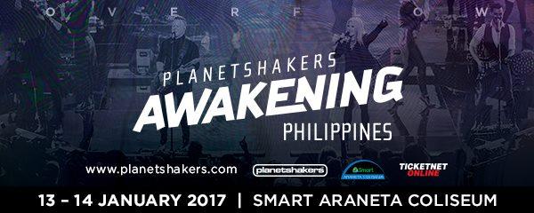 Planetshakers Awakening Manila 2017