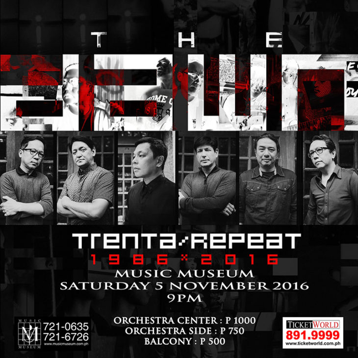 The Dawn – Trenta / Repeat at the Music Museum