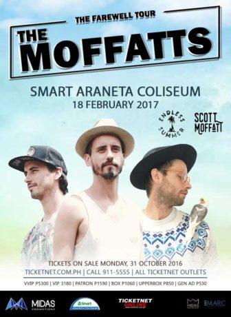 The Moffatts The Farewell Tour Live in Manila