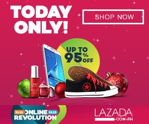 Lazada Sale 2016