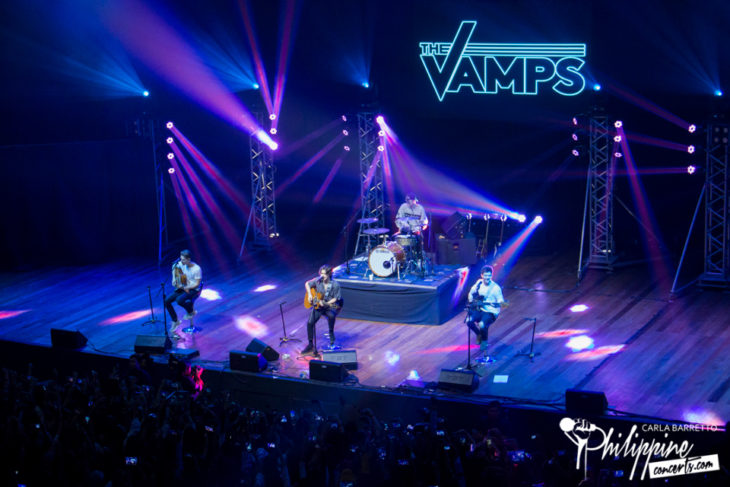 The Vamps Live in Manila 2016 Photo Gallery