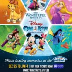 Disney on Ice at Mall of Asia Arena