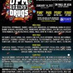 Rakrakan: OPM Against Drugs Festival