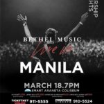 Bethel Music Live in Manila 2017