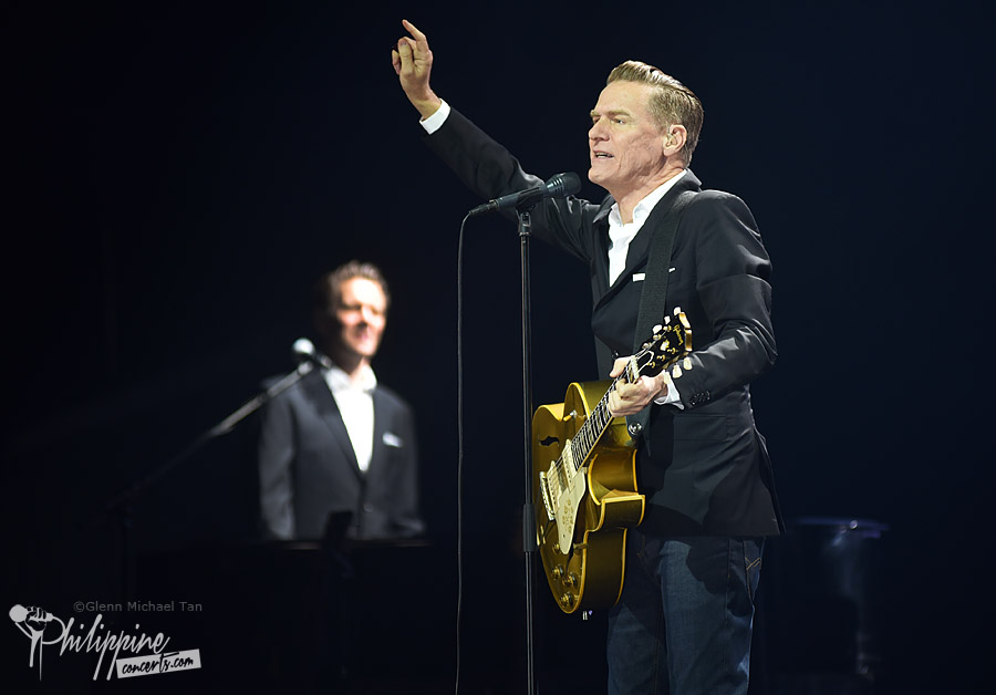 bryan adams gives manila a night to remember philippine concerts. Black Bedroom Furniture Sets. Home Design Ideas