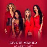 Fifth Harmony Live in Manila 2017