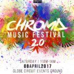 Chroma Music Festival 2017