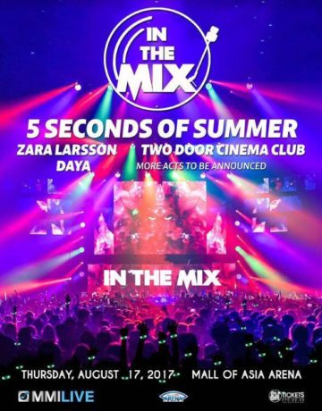 In the Mix 2017
