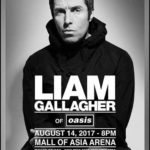 Liam Gallagher Live in Manila 2017