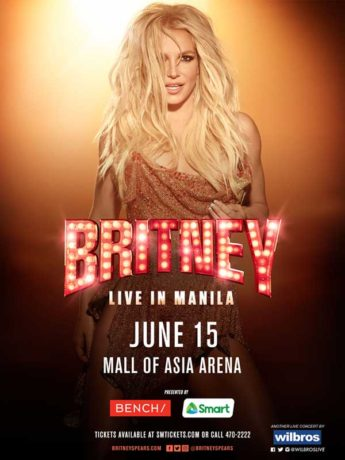 Britney Spears Live in Manila