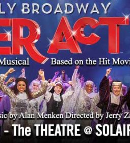 Sister Act Musical at Solaire