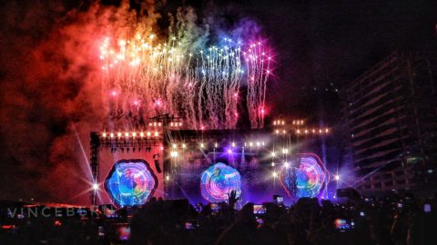Such a Heavenly View: Coldplay Brings Magic to Manila