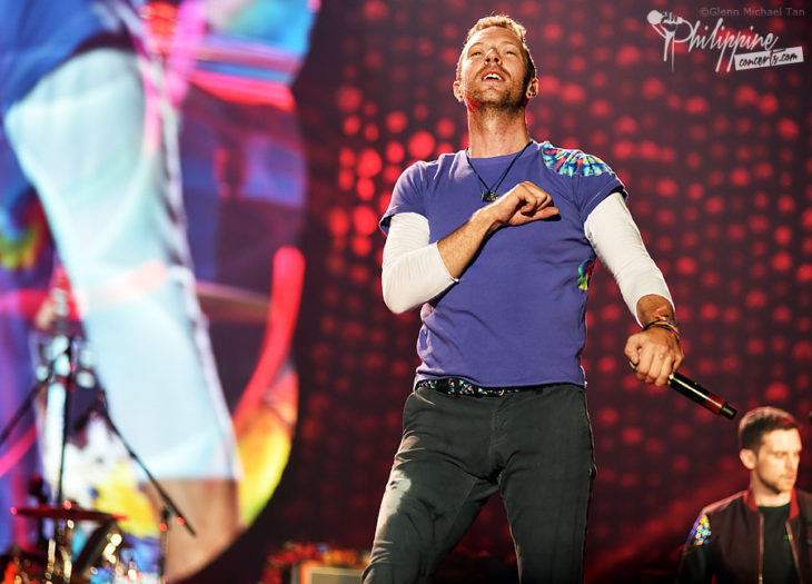 Coldplay Live in Manila Photo Gallery